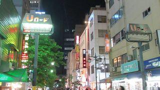 ユースロード上野