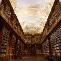 世界一美しい図書館(のうちの1つ)