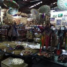 店内で売られている雑貨