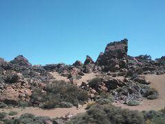 テイデ国立公園