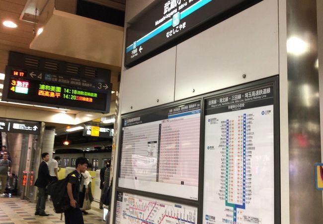 武蔵小山駅