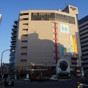 京王線八王子駅の駅ビル