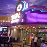 イクスピアリの映画館