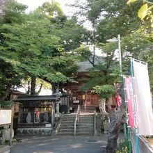 実正山 定林寺 (札所十七番)