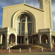 ハガニアにある教会