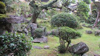 明源寺庭園