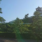 掛川城のある公園!!