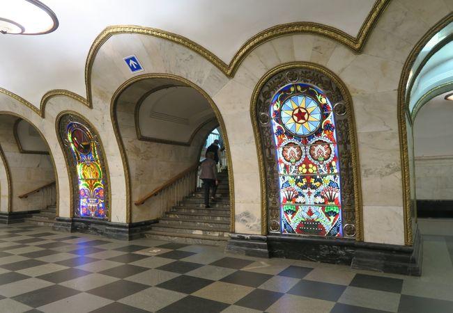ノヴォスロボーツカヤ駅