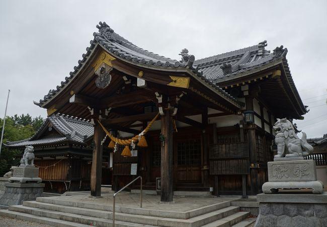 半城土天満神社