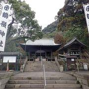 仙巌園の隣にある島津家の神社