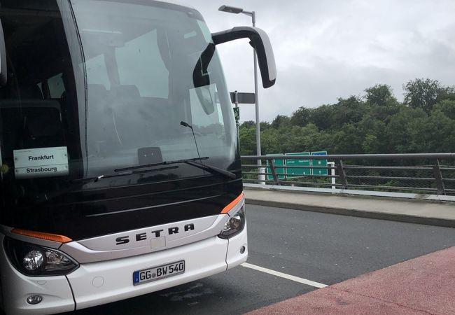ルフトハンザ エアポートバス