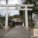 阿豆佐味天神社