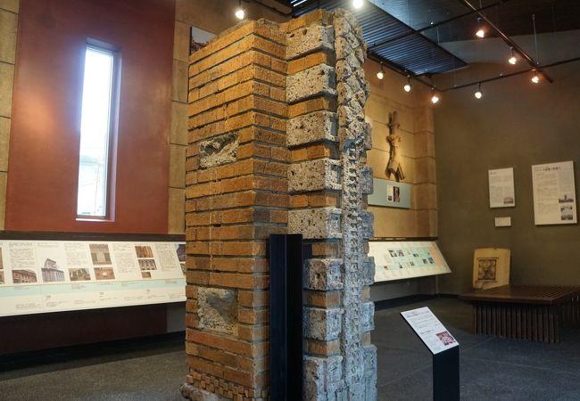 建築陶器のはじまり館・テラコッタパーク