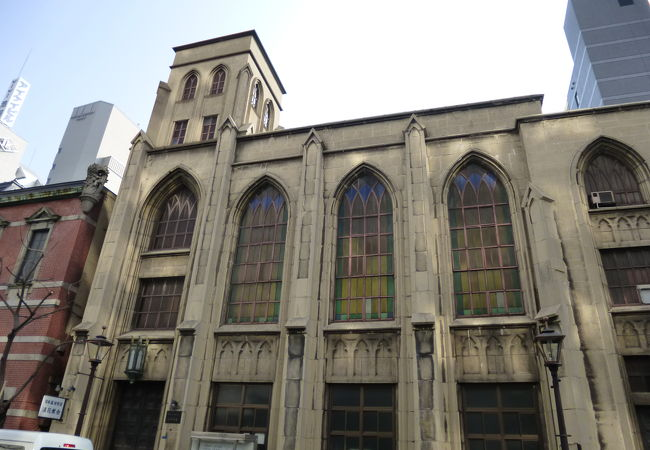 日本基督教団浪花教会