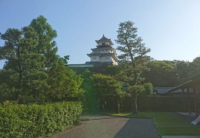 掛川城がシンボルの宿場町!!