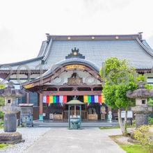 青苔山 法長寺 (札所七番)
