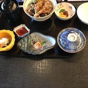 ヒルトンお台場の日本料理店