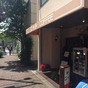 昔ながらの喫茶店