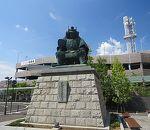武田信玄公銅像