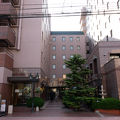 盛岡の駅からやや離れているが観光には便利な、朝食の充実したホテル