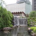 無料の日本庭園