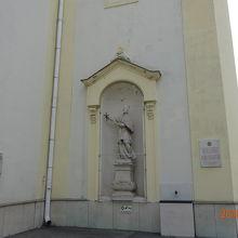 カーレンベルクにある教会