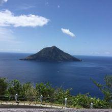 八丈小島の景観が良かった