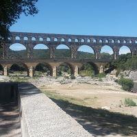 ポン デュ ガール (ローマの水道橋)