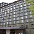 京都駅前の一流ホテル