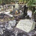 写真:宇喜多秀家の墓