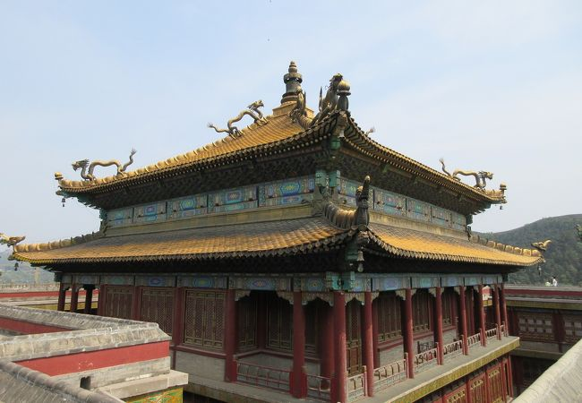 須弥福壽之廟