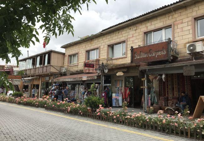 ギョレメマーケット (青空市)