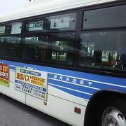 千葉の湾岸エリアを中心に運行をしている交通機関のバス