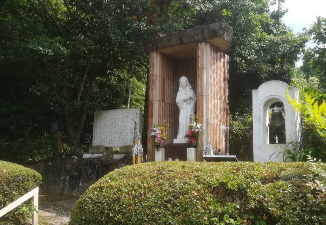 聖母マリア像