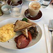 世界一の朝ご飯