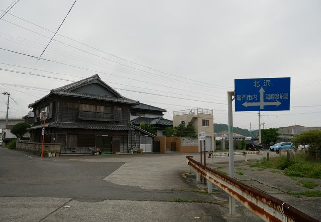 徳島、鳴門の渡船めぐり