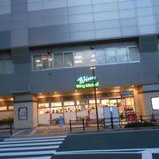 京急蒲田駅直結z