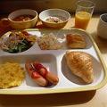 朝食無料はありがたいです