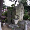 写真:松浦松洞誕生地