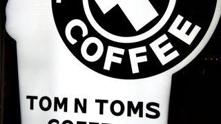 トム エン トムスコーヒー (海雲台センタム2号店)
