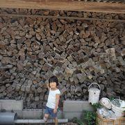 山奥の秘境?!宮武系のうどんが食べられる名店。天ぷらも藤原屋から卸してもらっているよ~。