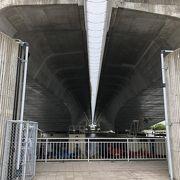新潟のリバーフロントを飾るデザイン