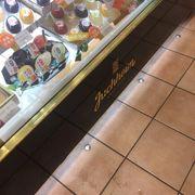 アトレ目黒の洋菓子店