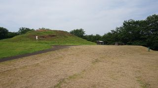 丸山塚古墳(福岡県八女市)