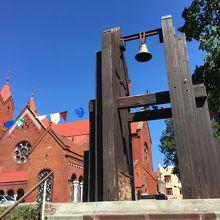 鐘と教会と