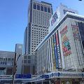 ターミナル駅で札幌温泉がある22階スパは快適で癒しの空間です!