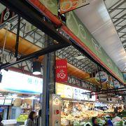 何でもある済州島の大きな市場