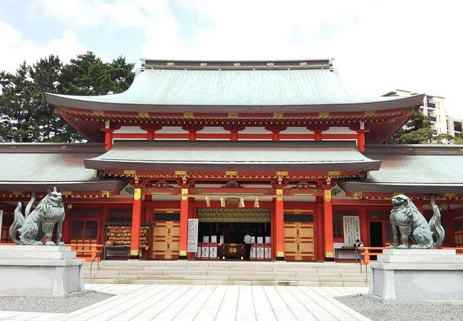 五社神社 諏訪神社