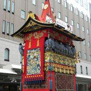 2016祇園祭山鉾巡行