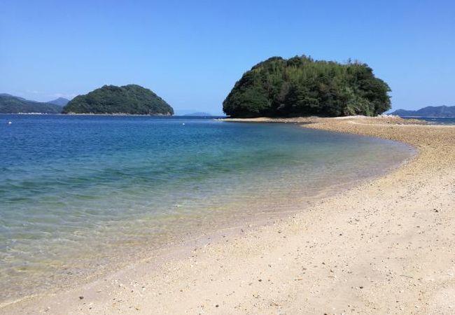 片添ヶ浜海水浴場